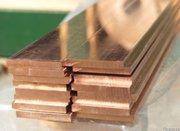 Шина полоса медная электротехническая М1, М2, М3